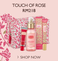 Touch of Rose RM218