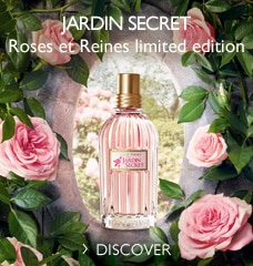 Jardin Secret New Rose EDT