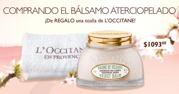 De Regalo toalla de L'Occitane