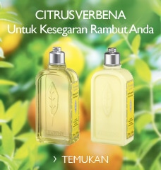 citrus verbena hair care