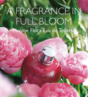 A Fragrance in full bloom