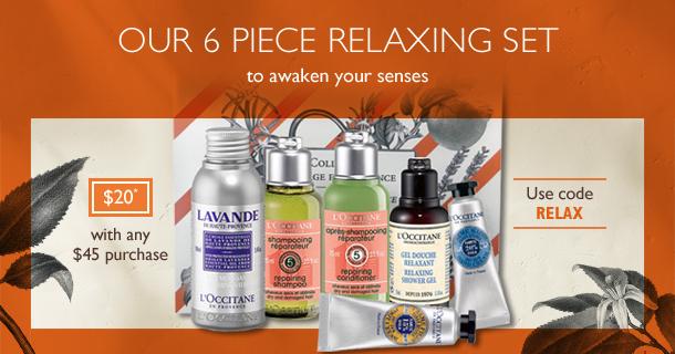 Relaxing Aroma Kit
