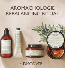 Aromachologie Rebalancing Ritual