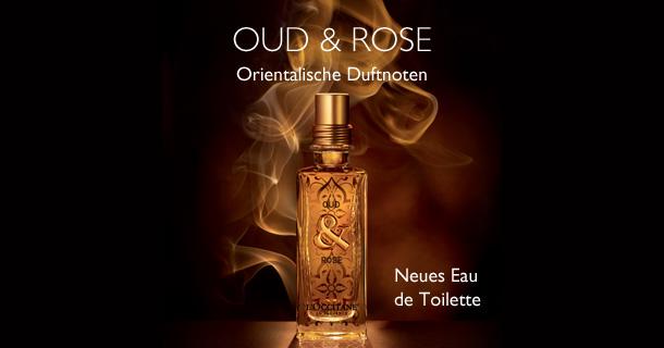 Oud & Rose