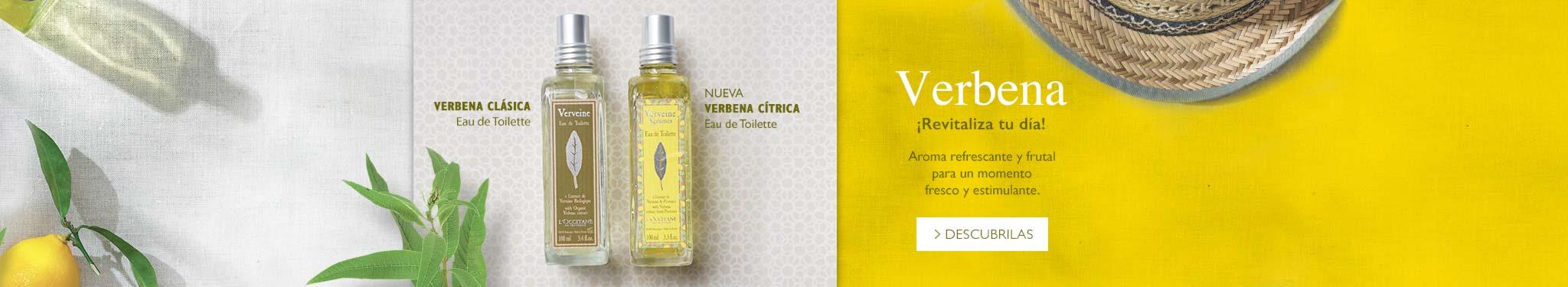 Perfume verbena L'OCCITANE