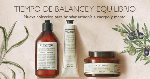 Colección balance y equilibrio