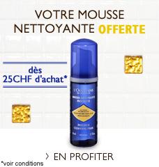 Mousse Nettoyant