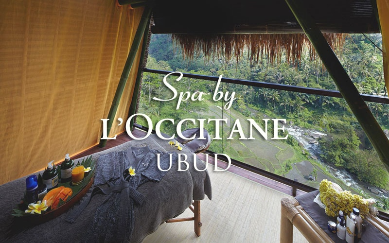 Pemandangan Mango Tree Spa by L'OCCITANE