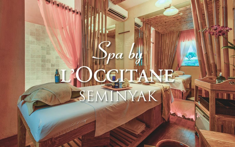 Spa en Provence by L'OCCITANE treatment room