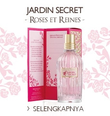 jardin secret EDT
