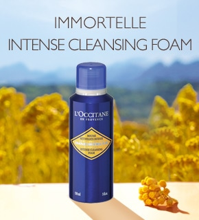 Immortelle Precious Intense Cleansing Foam