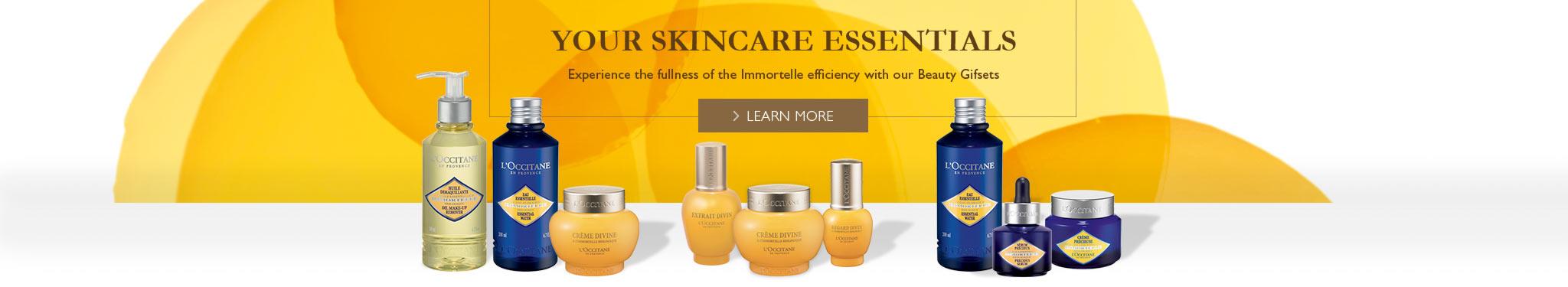 Your Skincare Essentials