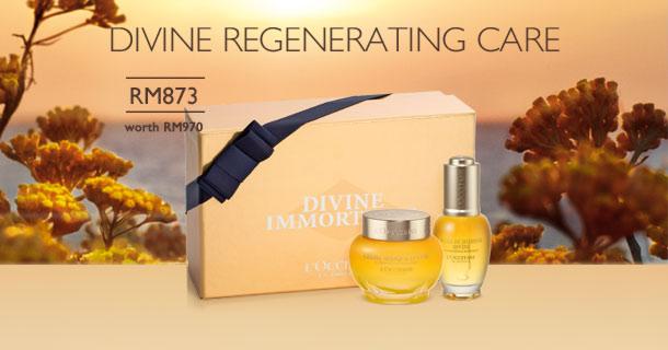 Divine Skin Regenerating Care RM873