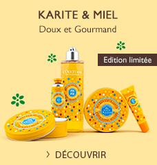 Karité & Miel