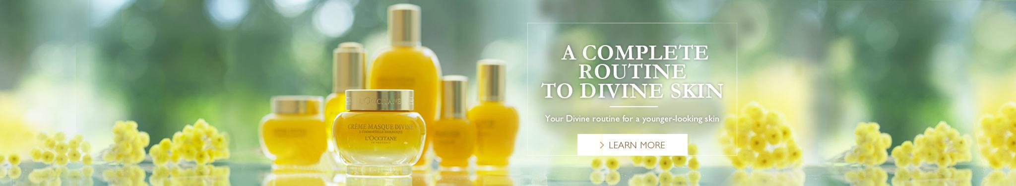A Complete Routine To Divine Skin