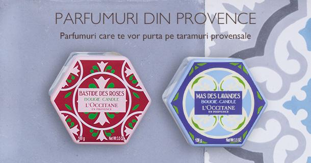 Parfumuri de casa din Provence