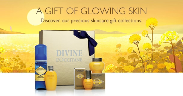 Gifts of Glowing Skin