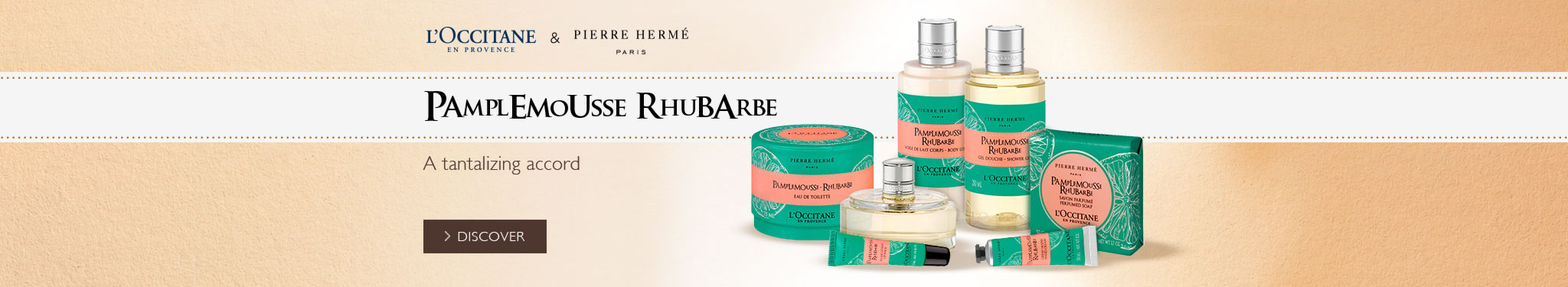 Pamplemousse Rhubarbe
