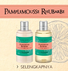 Pamplemousse Rhubarbe