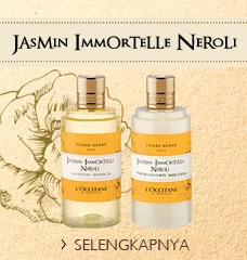 Jasmin Immortelle Neroli Body Care