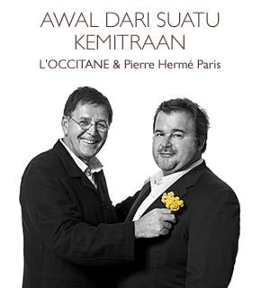 Olivier Baussan & Pierre Herme