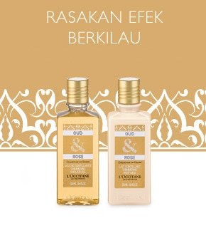 Oud & Rose Body Care