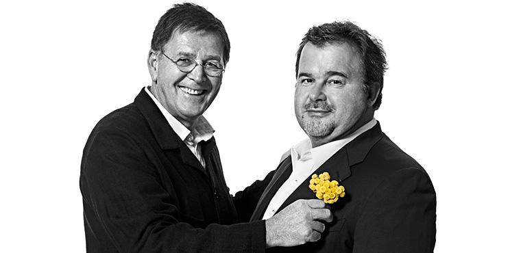 Olivier Baussan & Pierre Hermé