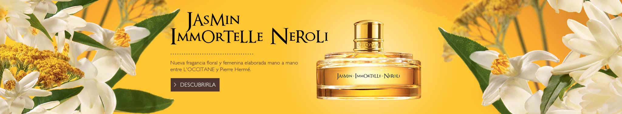 Perfume floral L'OCCITANE
