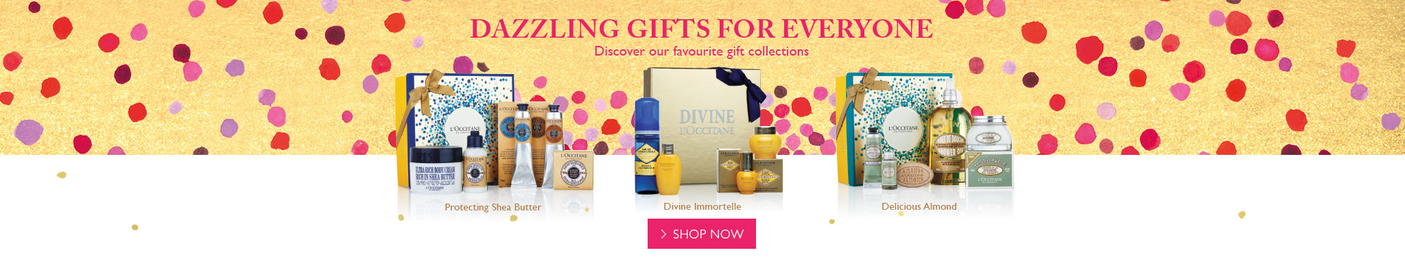 Dazzling gifts to delight