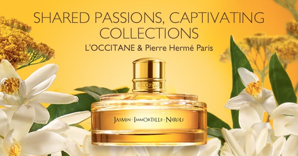 jasmin immortelle and neroli - discover the new fragrance