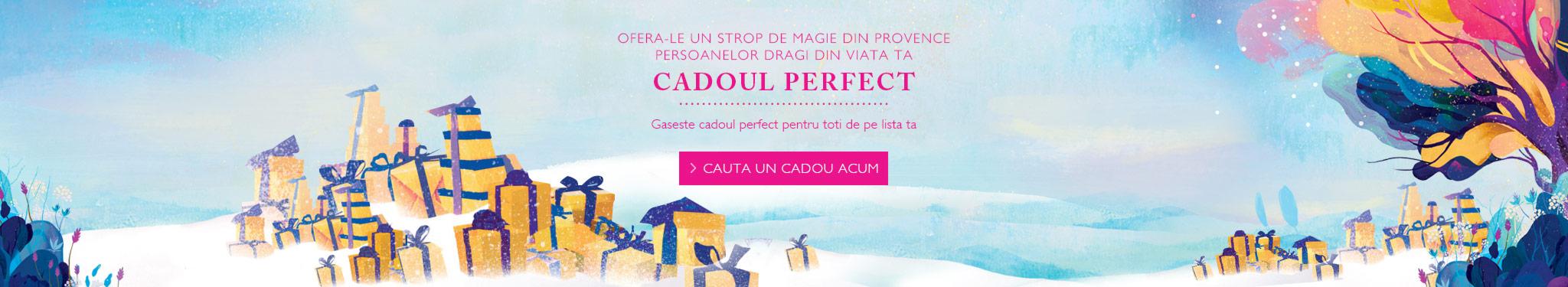 Cauta Cadoul Perfect