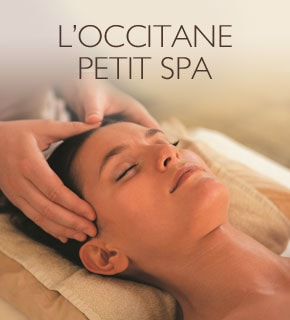 L'OCCITANE PETITE SPA, first L'OCCITANE Malaysia spa