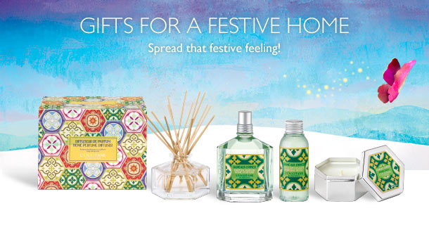 Gifts for a festive home