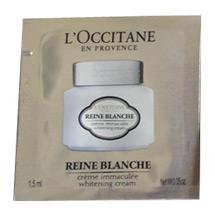 Sample Reine Blanche Whitening Cream