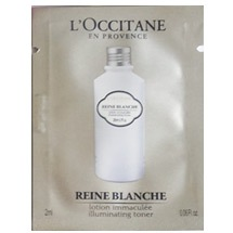 Sample Reine Blanche Illuminating Toner
