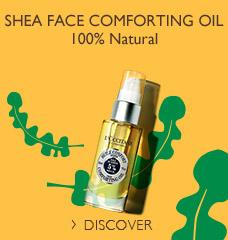 Shea Face Comforting Oil