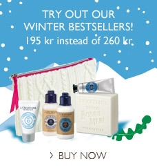 Try out our winter bestsellers!