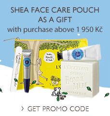 Shea hand care set as a gift