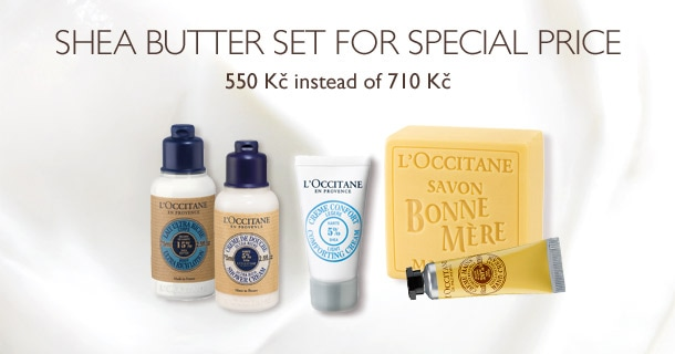 Shea Butter Set for special price