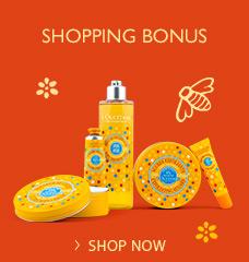 shopping bonus