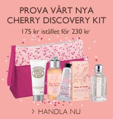 Prova vårt nya Cherry Discovery Kit