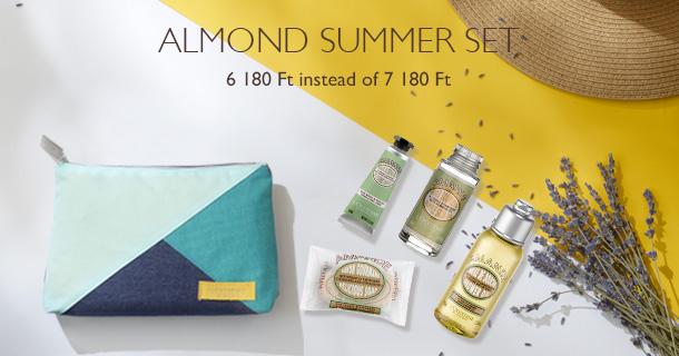 Almond Summer Set
