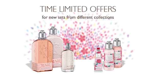 Time limited offers