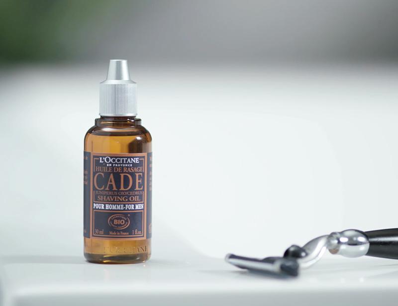 Óleo para Barbear