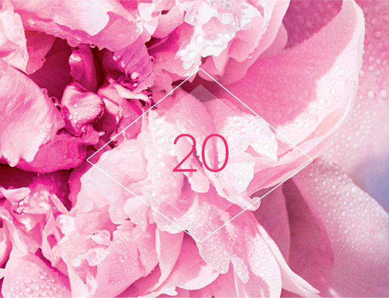 A los 20, mantén tu piel radiante
