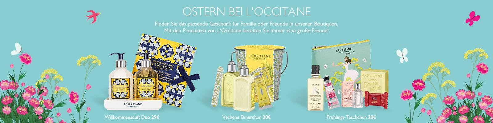 Ostern Angebot - L'Occitane Deutschland