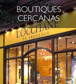 Boutiques Cercanas
