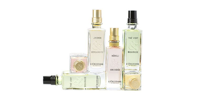 PRECIOUS INGREDIENTS, STUNNING FRAGRANCES