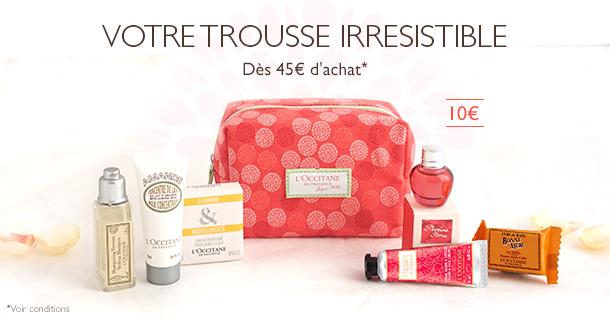 Trousse Pivoine