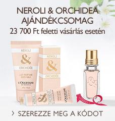 Neroli & Orchidea ajándékcsomag